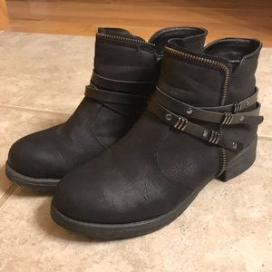 Maurices Ankle Booties- GREAT CONDITION